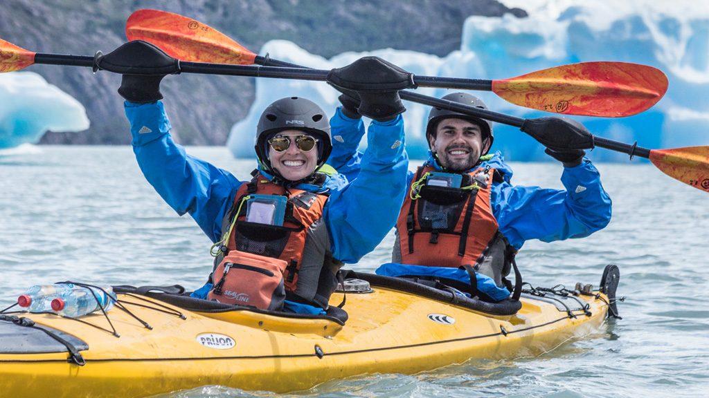 Patagonia one day Kayak