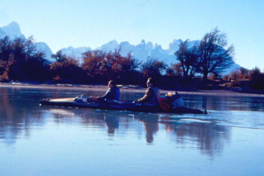 Serrano River